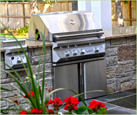 Landscape Kitchen & Grills