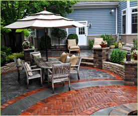 Landscape Patios & Walks
